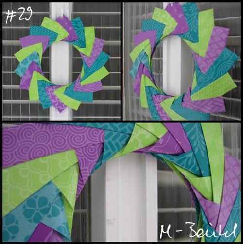 Origami-Türkranz