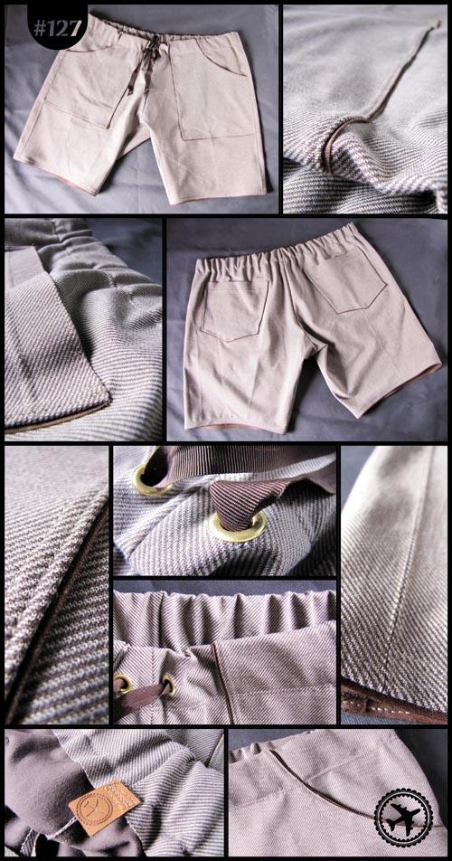 kurze Männerhose