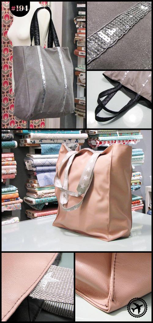 Kunstleder-Taschen