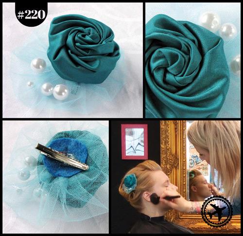 Hochzeits-Haarblume