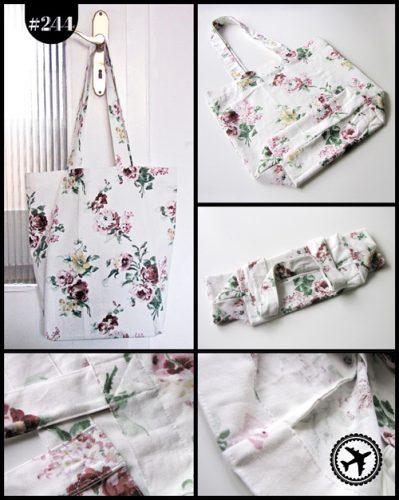 Rosen-Tasche